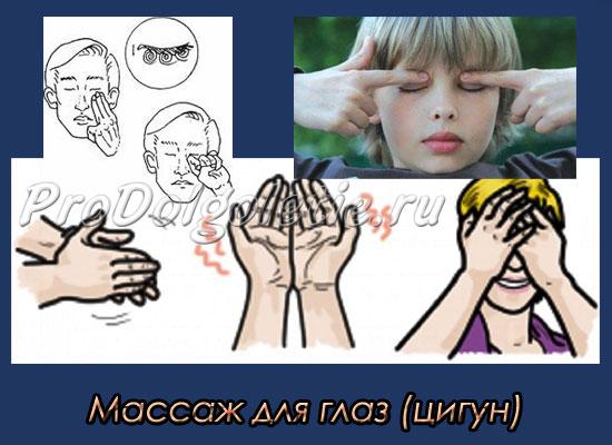 Массаж для глаз цигун- Простейший массаж для глаз | Восточная ...