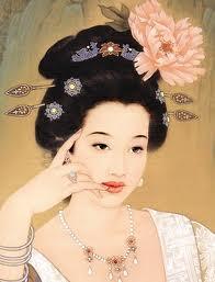 Китайские императрицы- секреты красоты