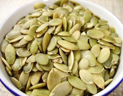 Семена тыквы- как избавиться от паразитов