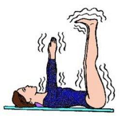 Упражнение Вибрация